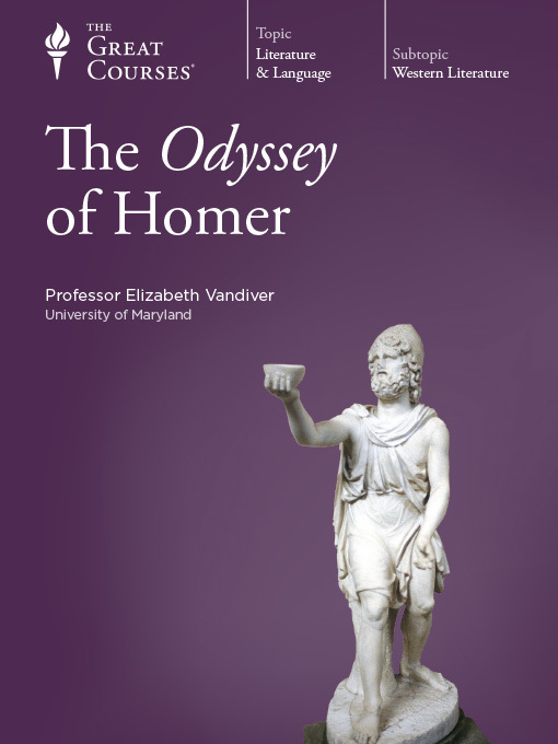 Title details for The Odyssey of Homer by Elizabeth Vandiver - Available