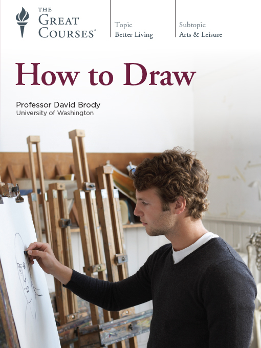 Title details for How to Draw by David Brody - Wait list