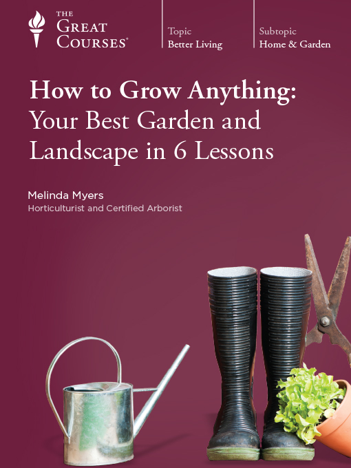 Title details for How to Grow Anything by Melinda Myers - Available