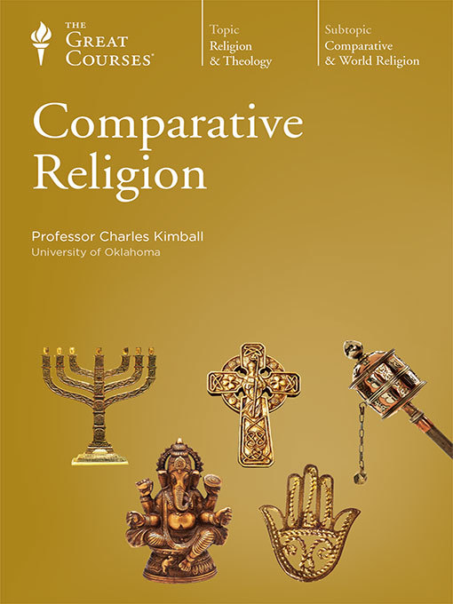 Title details for Comparative Religion by Charles Kimball - Wait list