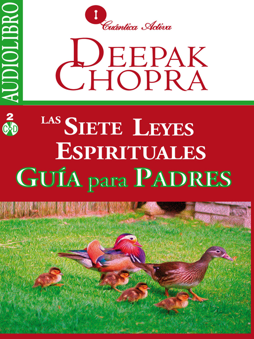 Title details for Las siete leyes espirituales, Guía para padres by Deepak Chopra - Available