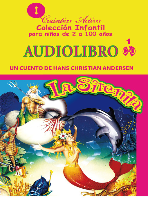Title details for La sirenita by Hans Christian Andersen - Available