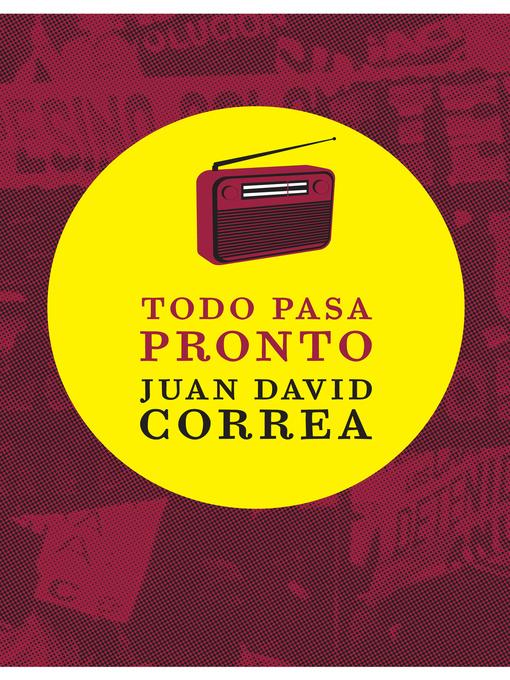 Cover of Todo pasa pronto