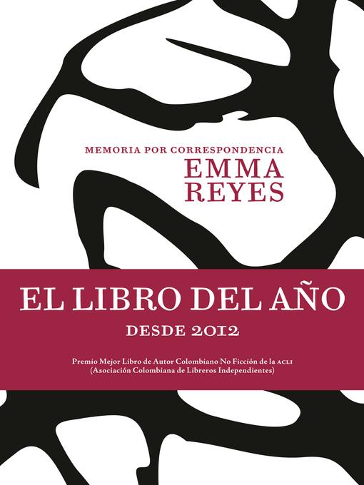 Detalles del título Memoria por correspondencia de Emma Reyes - Disponible
