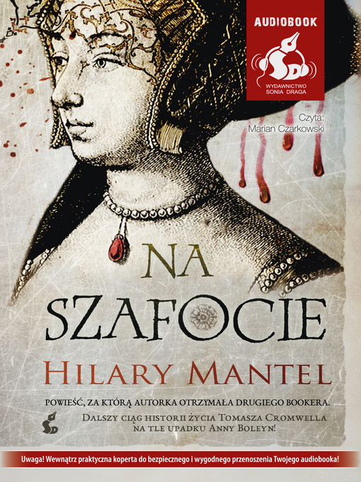 Title details for Na szafocie by Hilary Mantel - Available