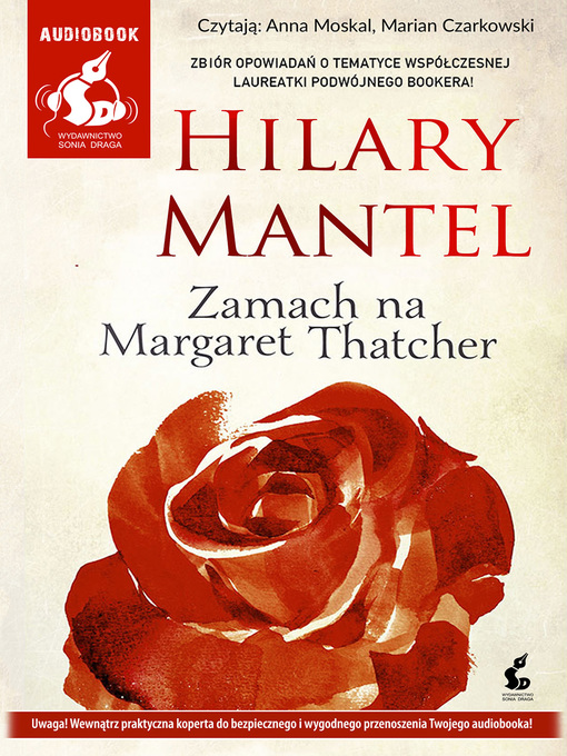 Title details for Zamach na Margaret Thatcher by Hilary Mantel - Available