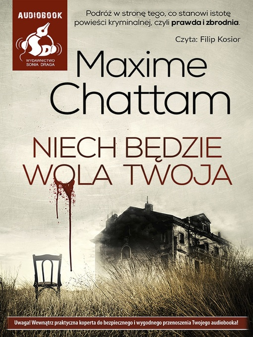Title details for Niech będzie wola twoja by Chattam Maxime - Available