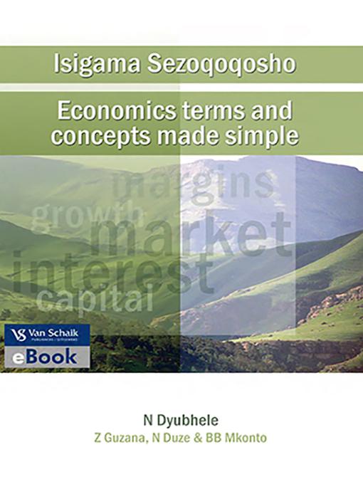Title details for Isigama Sezoqoqosho by Noluntu Dyubhele - Available