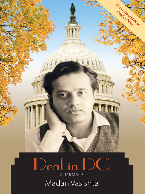 Title details for Deaf in DC by Madan Vasishta - Available