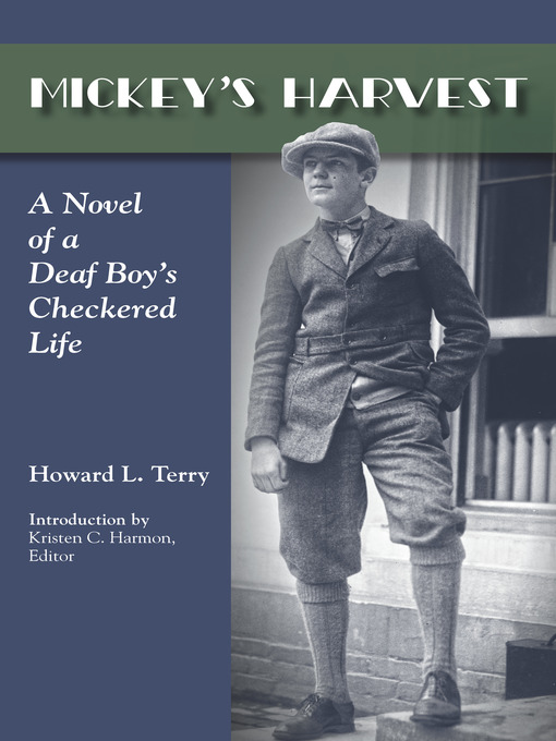 Title details for Mickey's Harvest by Howard L. Terry - Available