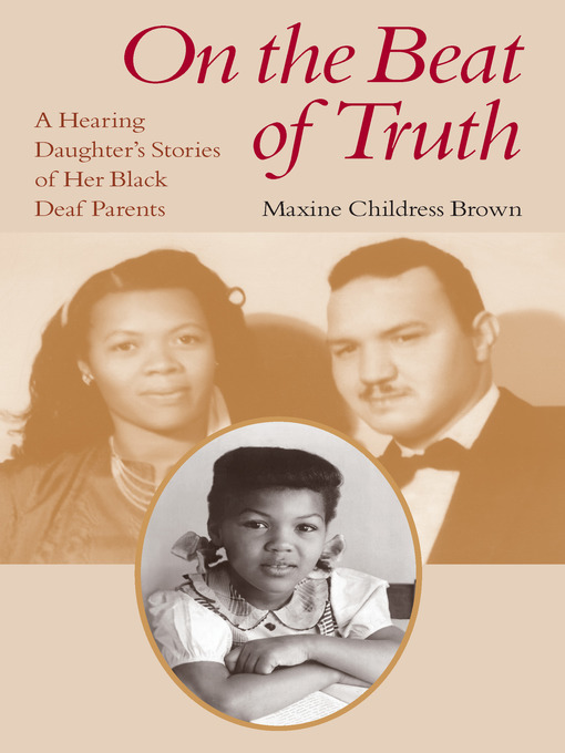 Title details for On the Beat of Truth by Maxine Childress Brown - Available