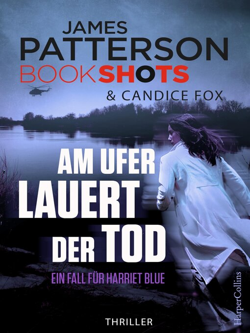 Title details for Am Ufer lauert der Tod by James Patterson - Available