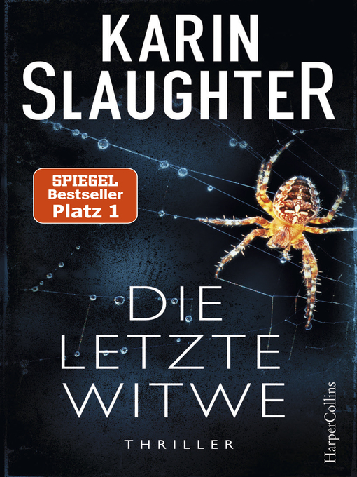 Title details for Die letzte Witwe by Karin Slaughter - Available