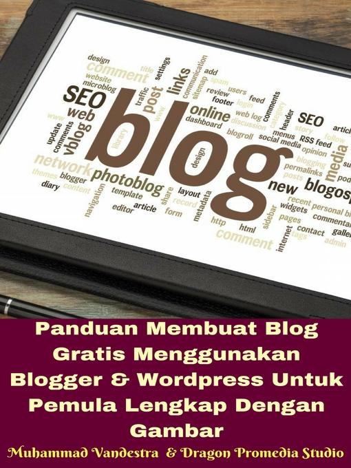 Title Details For Panduan Blog Gratis Blogger Wordpress Pemula Lengkap Gambar