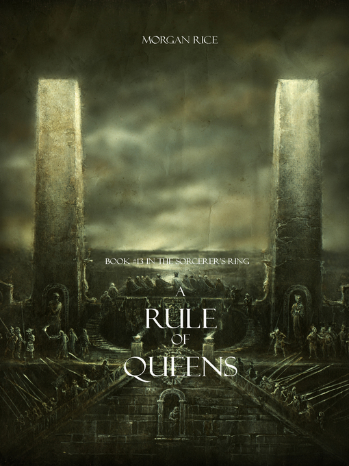 Cover of A Rule of Queens