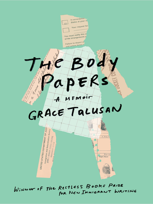 Title details for The Body Papers by Grace Talusan - Wait list
