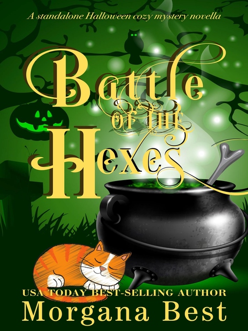 Title details for Battle of the Hexes by Morgana Best - Available