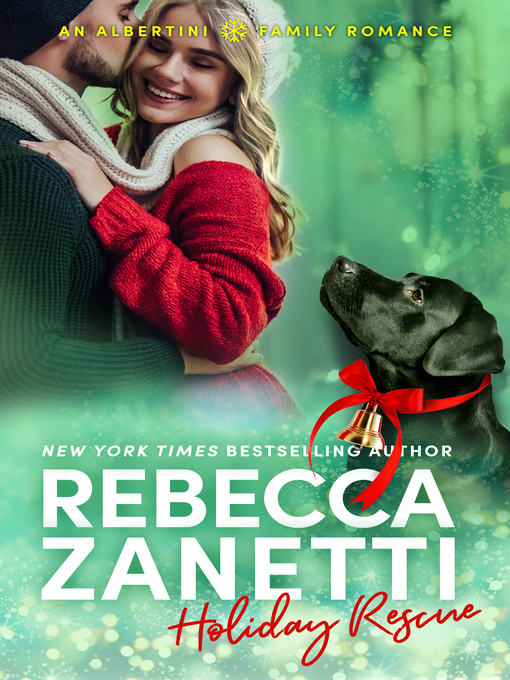 Title details for Holiday Rescue by Rebecca Zanetti - Wait list