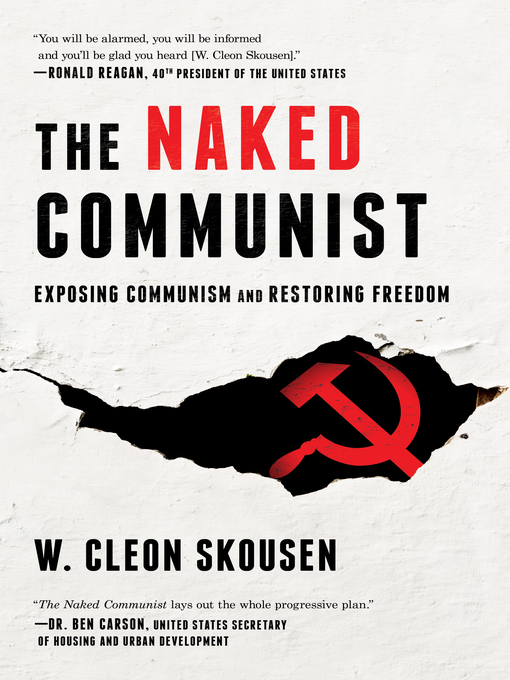 Title details for The Naked Communist by W. Cleon Skousen - Wait list