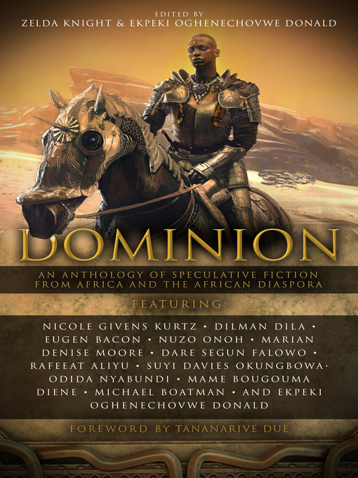 Title details for Dominion by Zelda Knight - Available