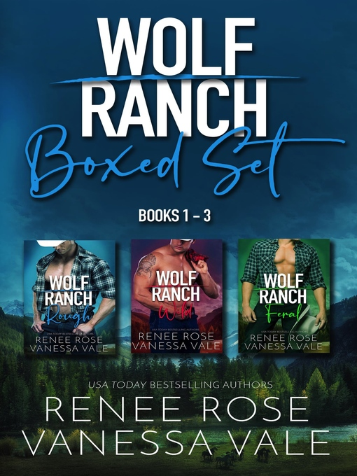 Title details for Wolf Ranch Books 1-3 by Renee Rose - Wait list
