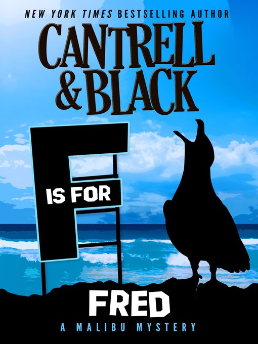 """Title details for """"F"""" is for Fred by Rebecca Cantrell - Available"""
