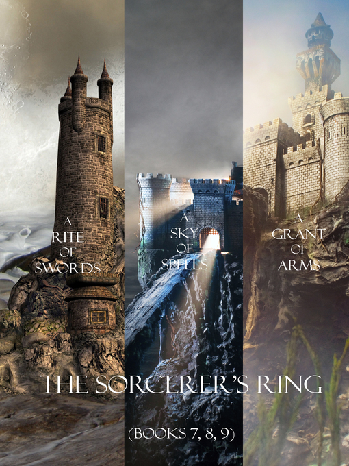 Title details for Sorcerer's Ring Bundle by Morgan Rice - Wait list