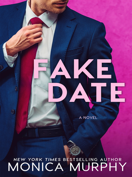 Fake Date, book cover