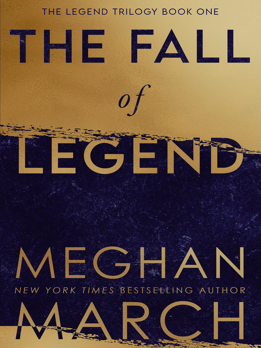 The fall of legend Legend trilogy, book 1.