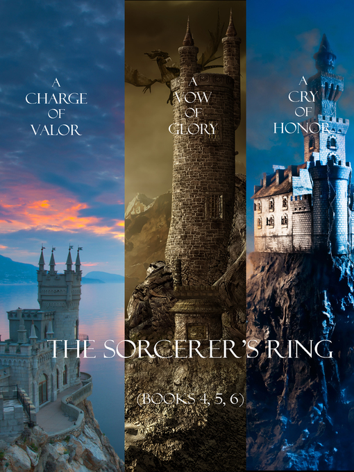 Title details for Sorcerer's Ring Bundle by Morgan Rice - Available