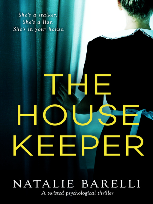 Title details for The Housekeeper by Natalie Barelli - Wait list