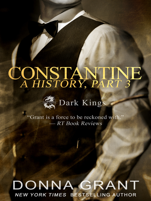 Title details for Constantine by Donna Grant - Available