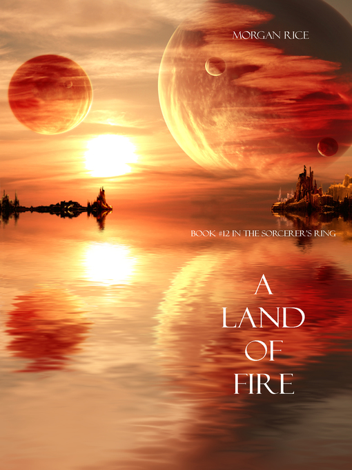 Cover of A Land of Fire