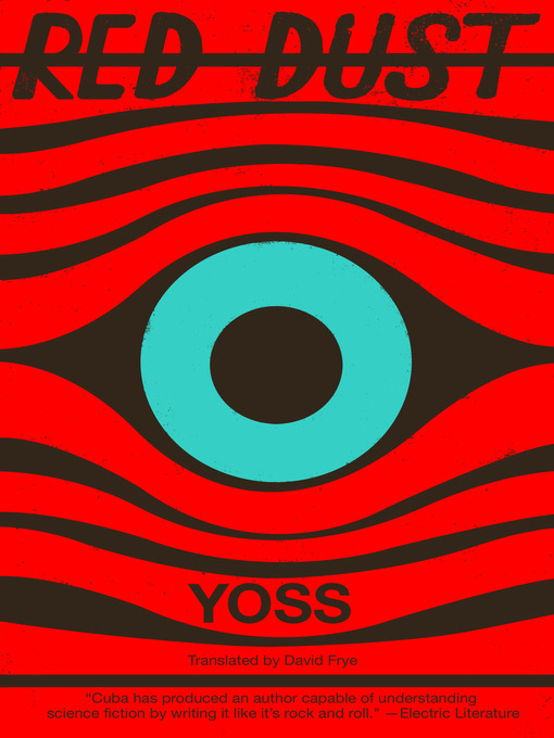 Title details for Red Dust by Yoss - Available