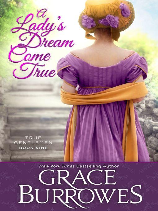 Title details for A Lady's Dream Come True by Grace Burrowes - Wait list