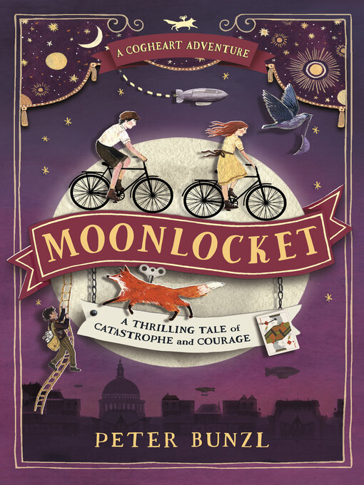 Title details for Moonlocket by Peter Bunzl - Available