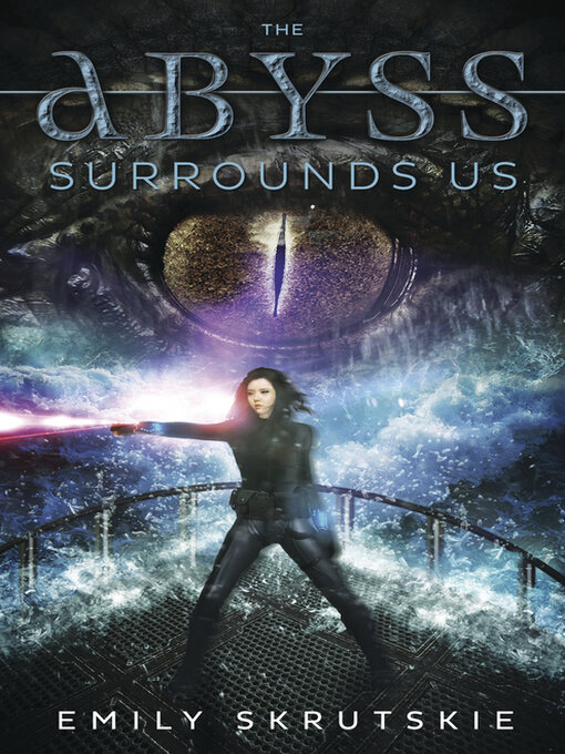 Cover of The Abyss Surrounds Us