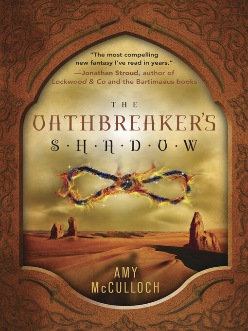 Title details for The Oathbreaker's Shadow by Amy McCulloch - Wait list