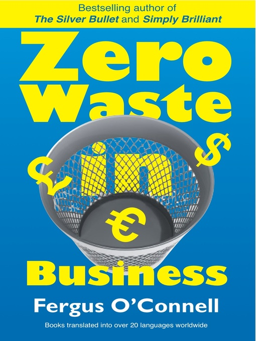 Cover of Zero Waste In Business