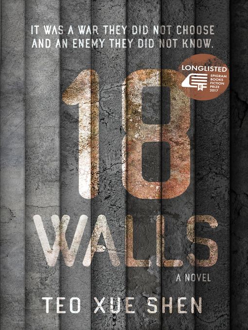 Title details for 18 Walls by Teo Xue Shen - Available
