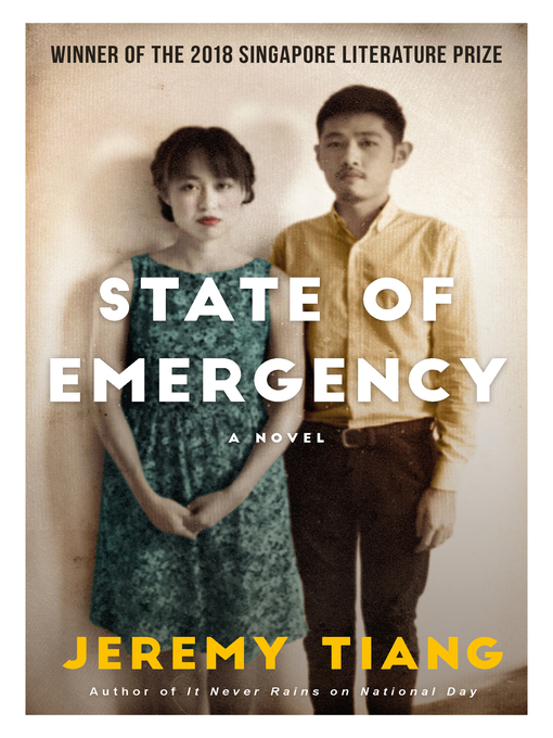 Cover image for State of Emergency