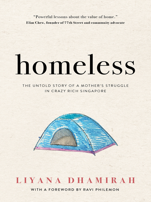Title details for Homeless by Liyana Dhamirah - Available