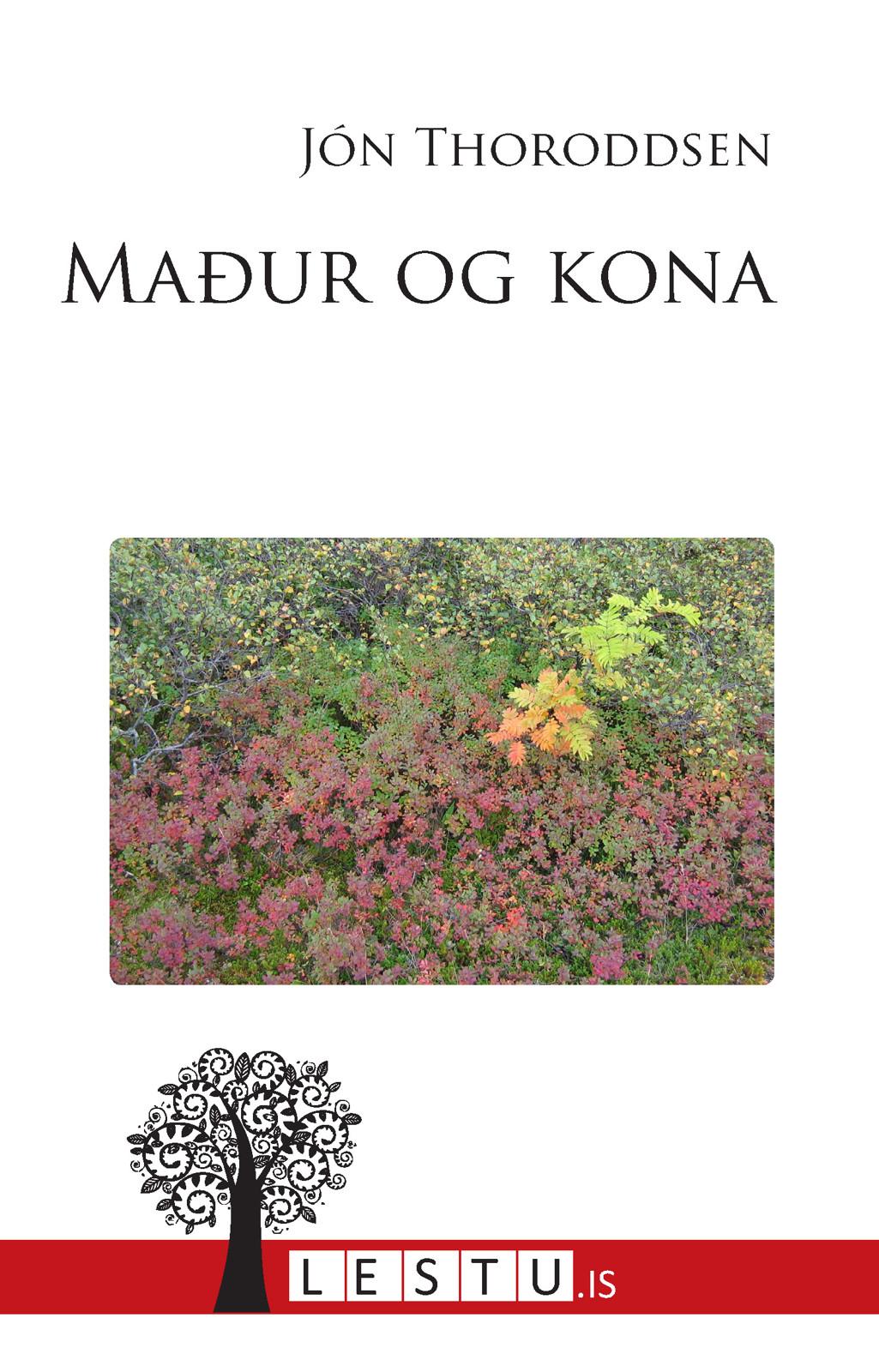 Title details for Maður og kona by Jón Thoroddsen - Available
