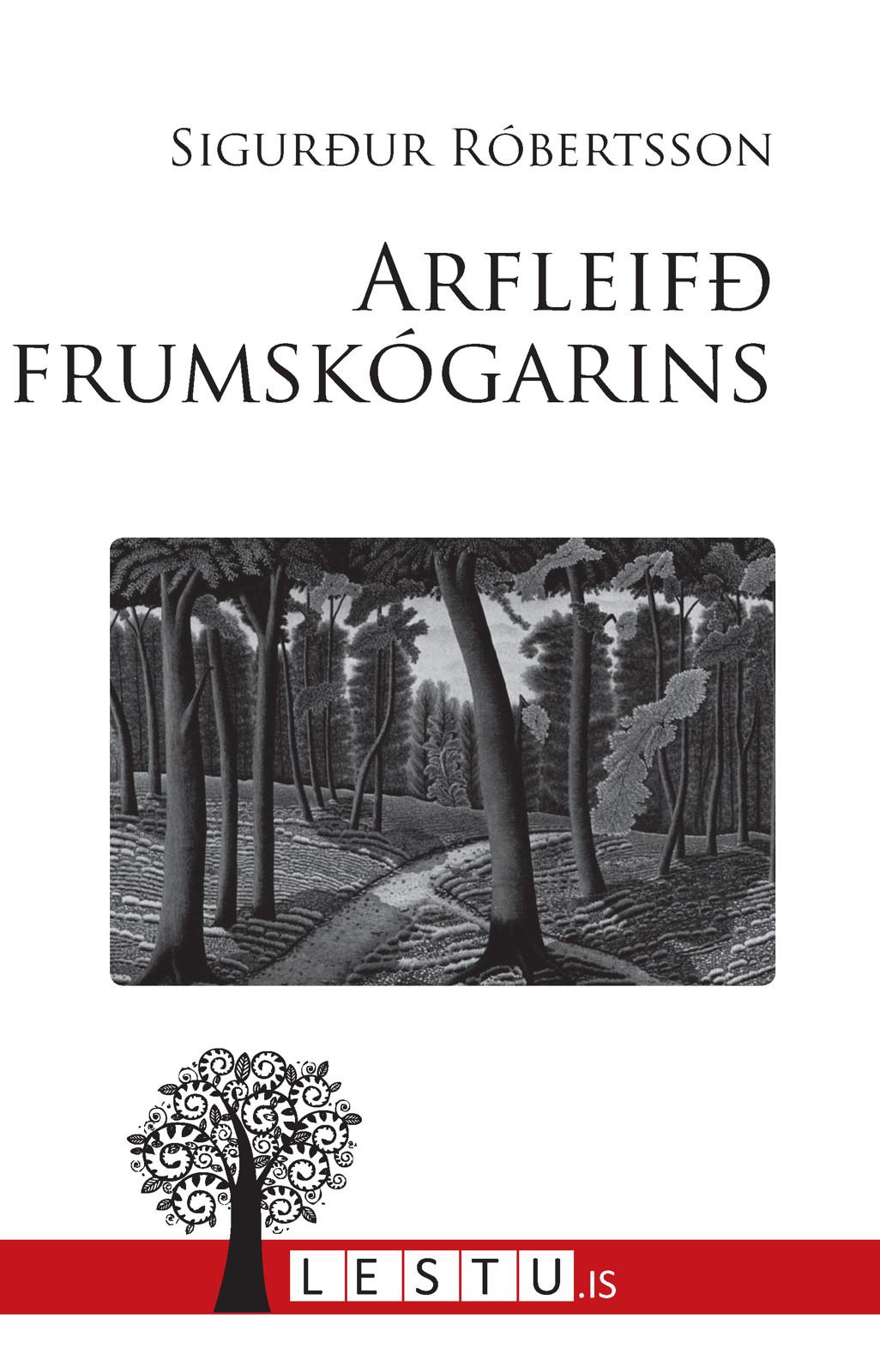Title details for Arfleifð frumskógarins by Sigurður Róbertsson - Available
