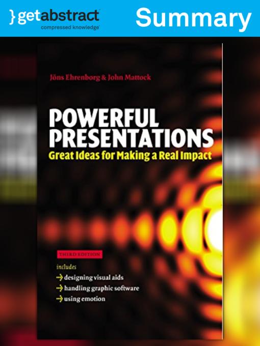 powerful presentations summary national library board singapore