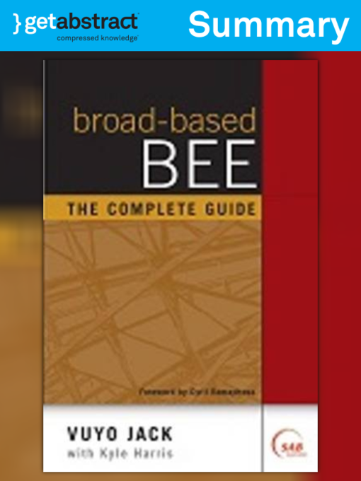 Kids broad based bee summary national library board singapore title details for broad based bee summary by vuyo jack available fandeluxe Gallery