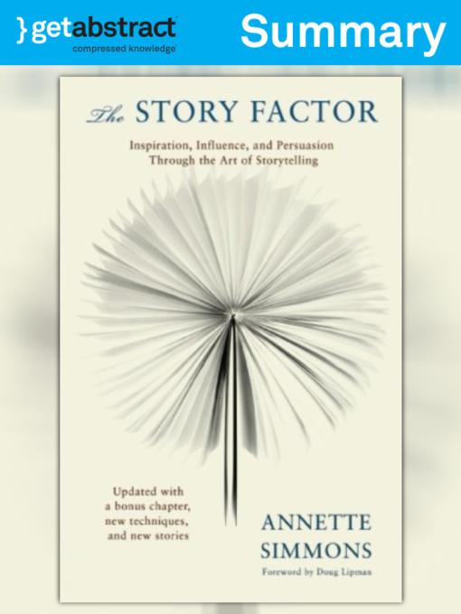 the art of storytelling summary