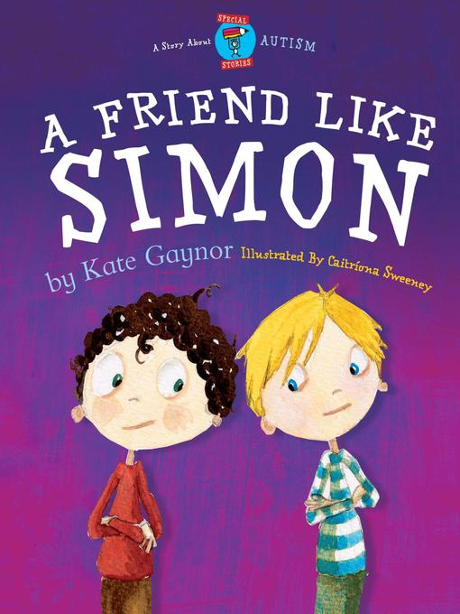 Title details for A Friend Like Simon by Kate Gaynor - Available