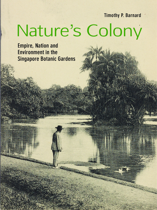 Title details for Nature's Colony by Timothy P. Barnard - Available