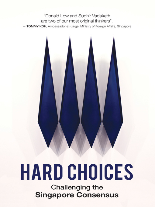 Title details for Hard Choices by Sudhir Thomas Vadaketh - Wait list